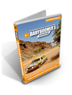 DVD - Boutique 2014 - Babyboomer's Adventure 2014